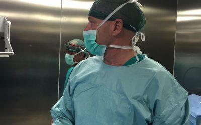 Chirurgia ginocchio e spalla: un incarico di prestigio dall'Asl Rm3